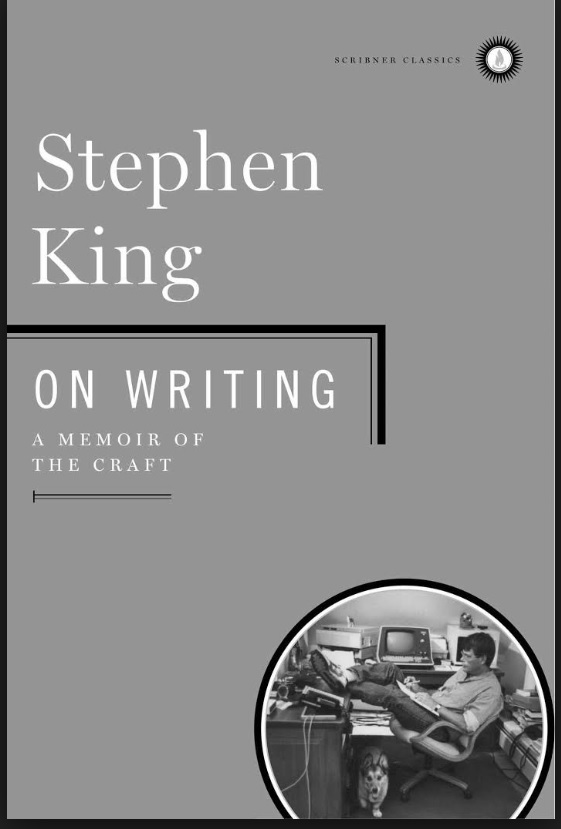 essay on stephen king on writing By stephen king sunday, october 1  that touches on the writing life  and the next editor to propose an essay on the subject would probably be .